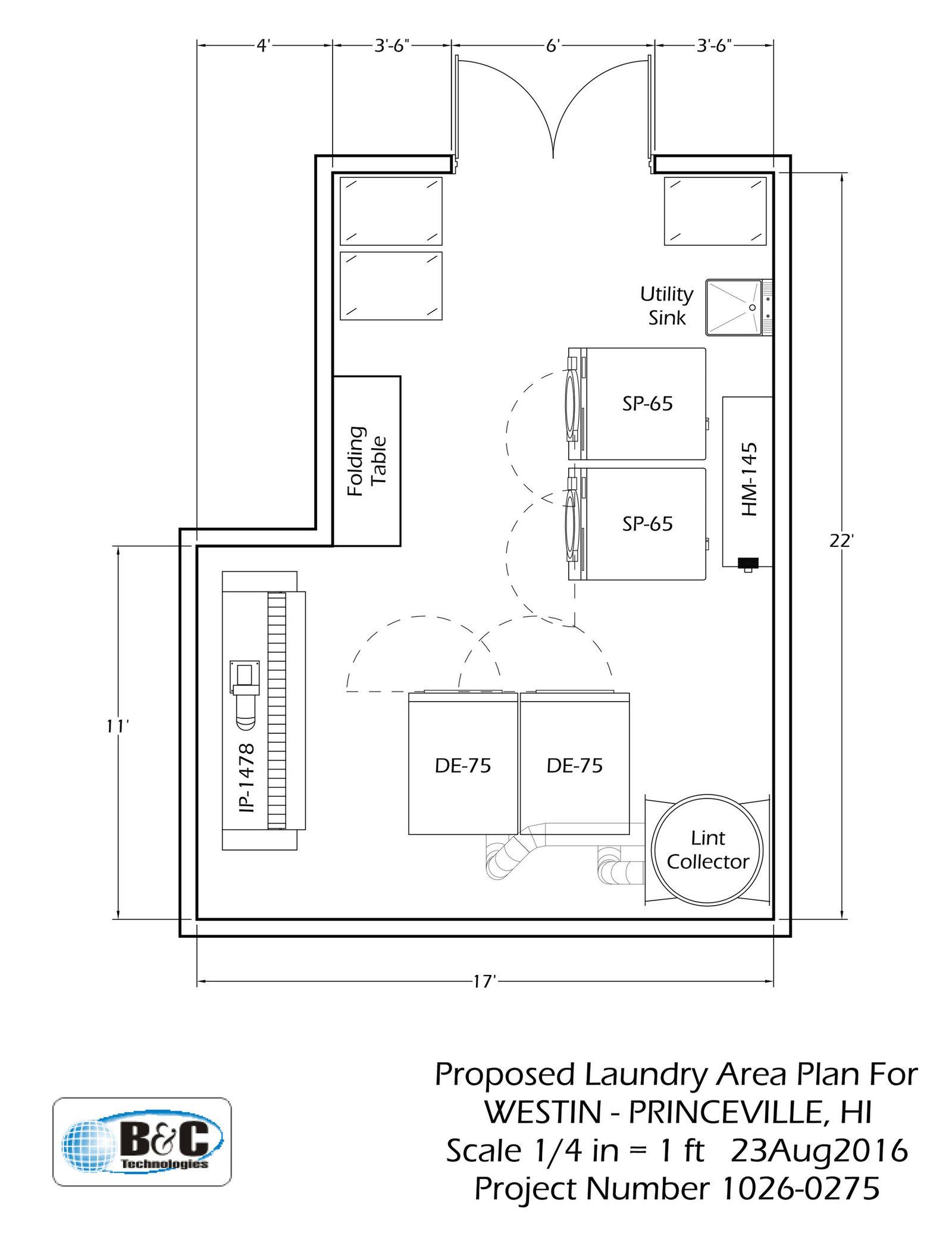 Projects - Kitchen Design & Laundry Design | ASD Aruba Hotel ...
